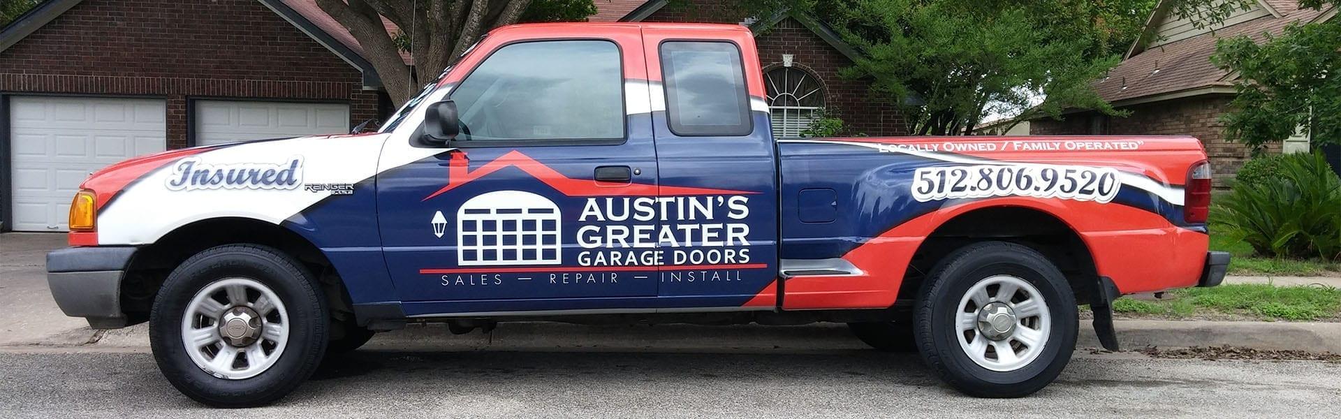 Garage Door Stuck Garage Door Repair In Austin Tx
