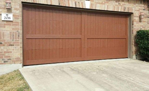 Wood Door Install & Repair