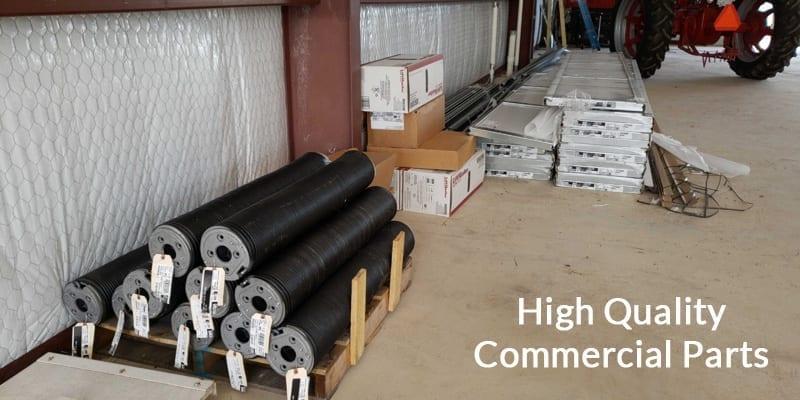 Commercial Garage Door Parts