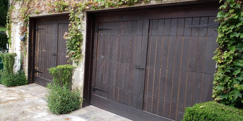 Multi Wood Garage Doors